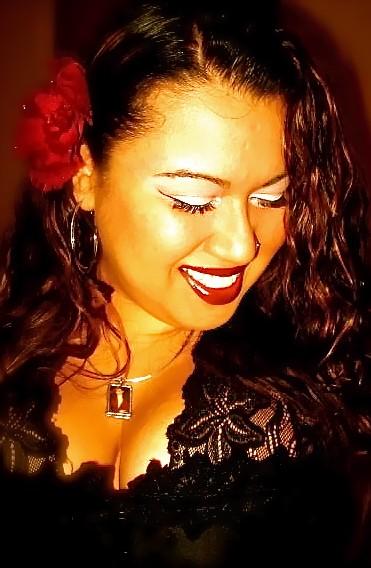 Sirena Smiling